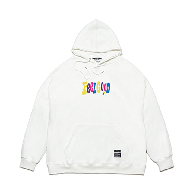 스티그마MULTIPLE COLOR OVERSIZED HEAVY SWEAT HOODIE 화이트후드 후드티